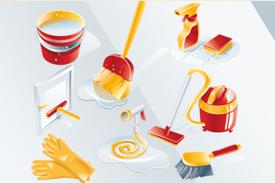 manutenzione e pulizie