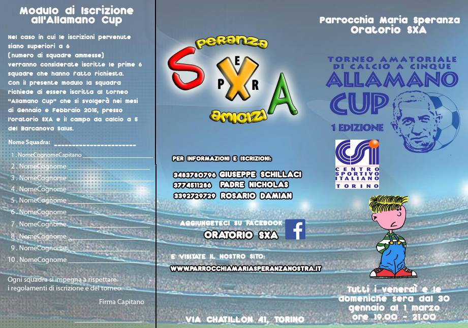 Torneo Calcio 2